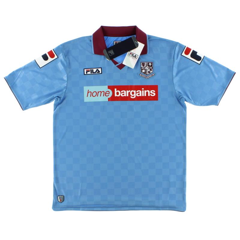 2013-15 Tranmere Rovers Away Shirt *w/tags* L - FBF1032SS