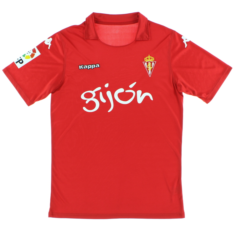 2013-16 Sporting Gijon Away Shirt M