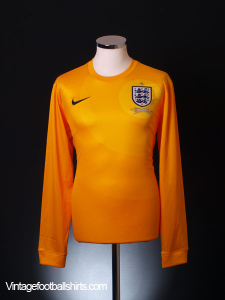 2013 England '150th Anniversary' Goalkeeper Away Shirt *BNWT*