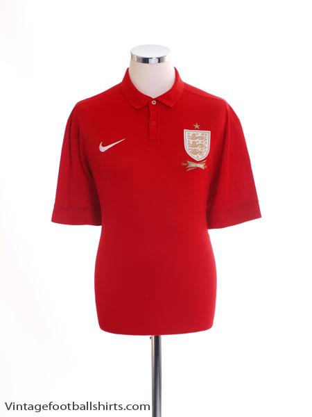 2013 England Away Shirt XL