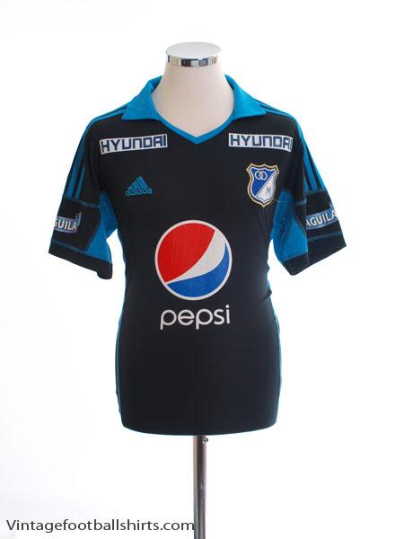 2013 Millonarios Away Shirt M