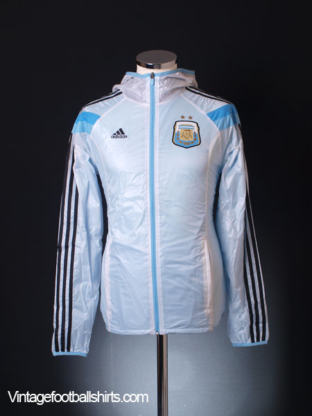 2014-15 Argentina adidas Anthem Presentation Jacket *BNIB*