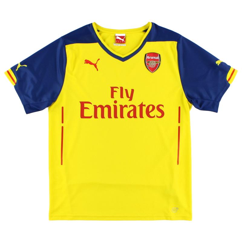 2014-15 Arsenal Away Shirt M - 746449