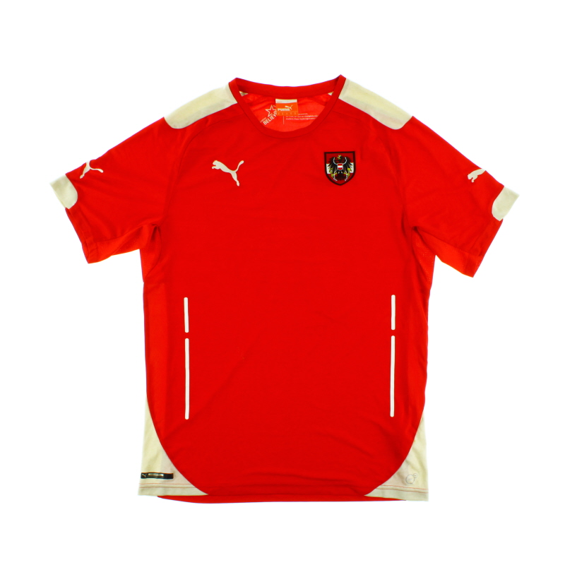 2014-15 Austria Home Shirt M - 744460