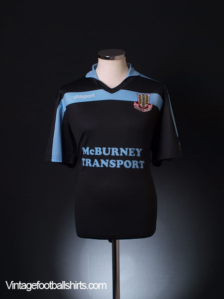 2014-15 Ballymena United Away Shirt XL