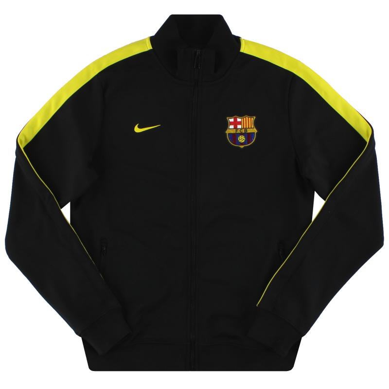 2014-15 Barcelona Nike N98 Track Jacket M - 542394-010
