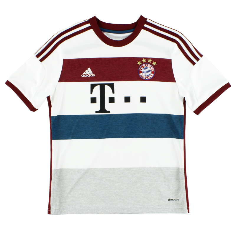 2014-15 Bayern Munich Away Shirt *Mint* XXXL - F48414