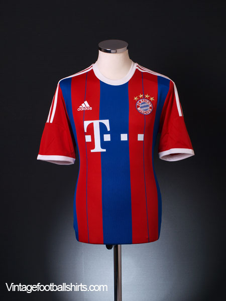 2014-15 Bayern Munich Home Shirt *BNIB* M