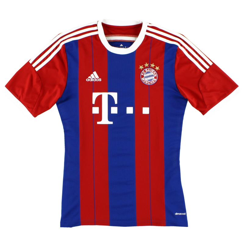 2014-15 Bayern Munich Home Shirt M - F48499