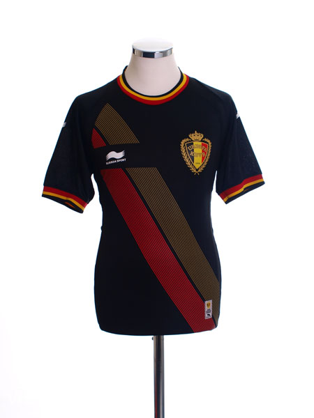 2014-15 Belgium Away Shirt *Mint* XL