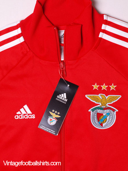 2014 15 Benfica Adidas Anthem Jacket Bnib S For Sale
