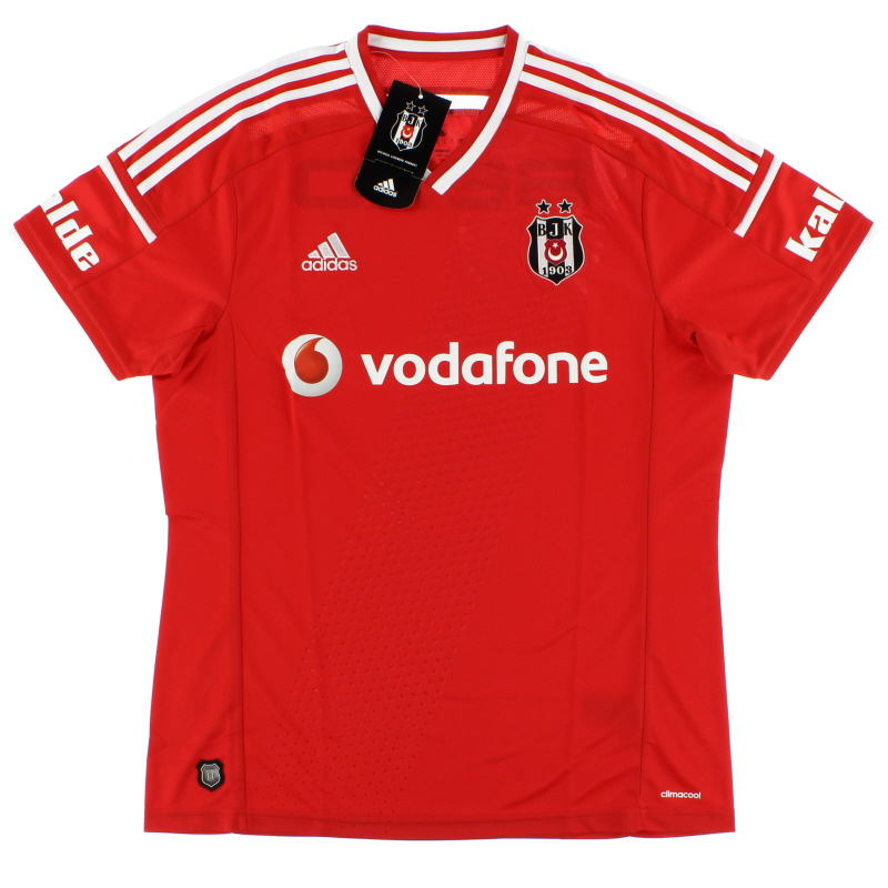 2014-15 Besiktas Third Shirt *BNIB* XL - B21491