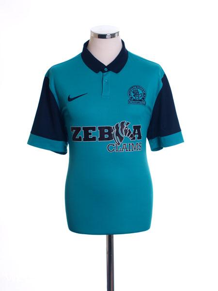 2014-15 Blackburn Away Shirt XXL - 619621-311