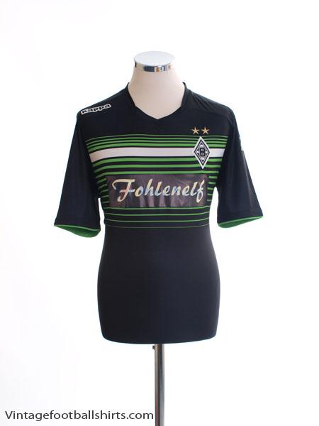2014-15 Borussia Monchengladbach European Shirt L