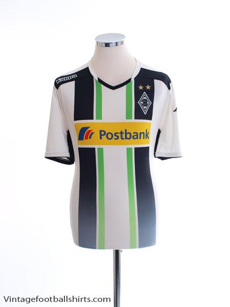 2014-15 Borussia Monchengladbach Home Shirt L