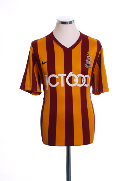2014-15 Bradford City Home Shirt L