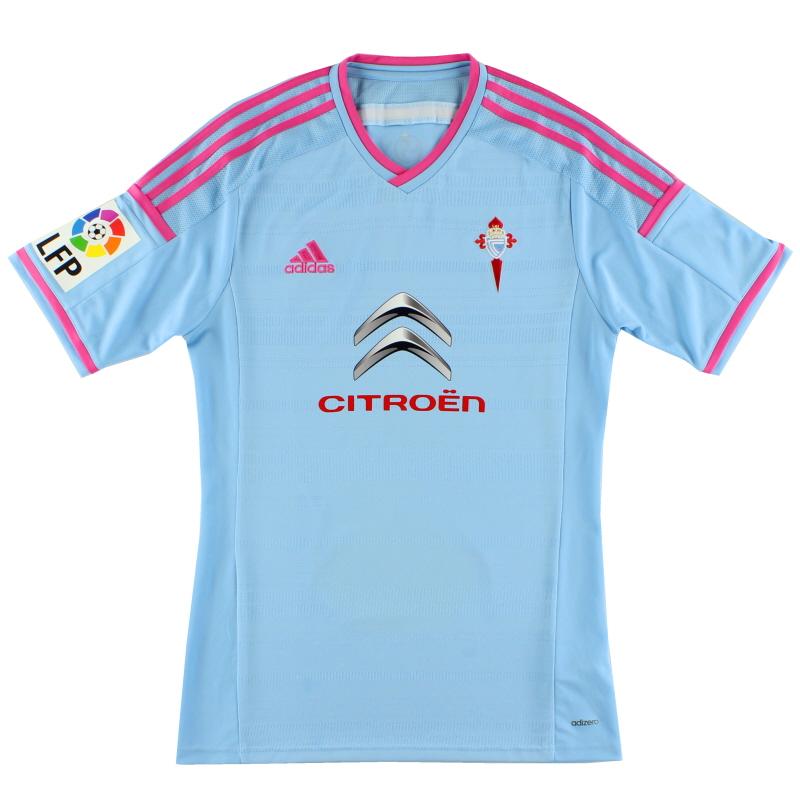 2014-15 Celta Vigo Home Shirt M