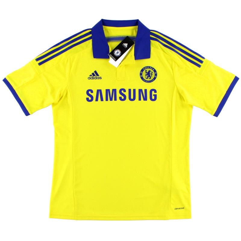 2014-15 Chelsea adidas Away Shirt *w/tags* S - M37745
