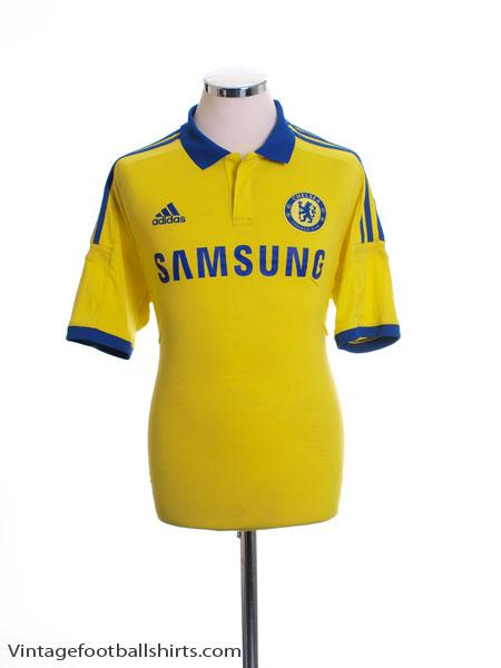 2014-15 Chelsea Away Shirt M