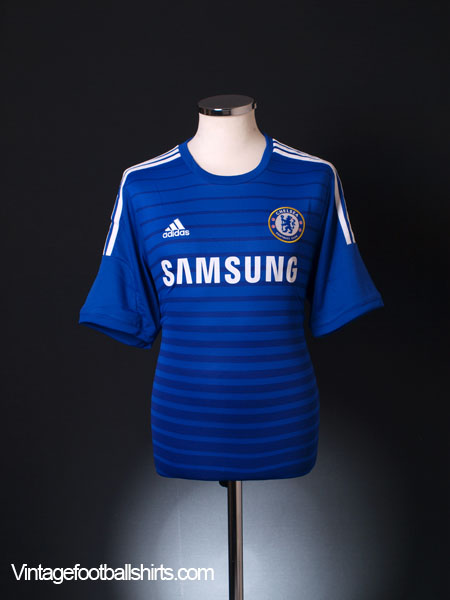 2014-15 Chelsea Home Shirt XL