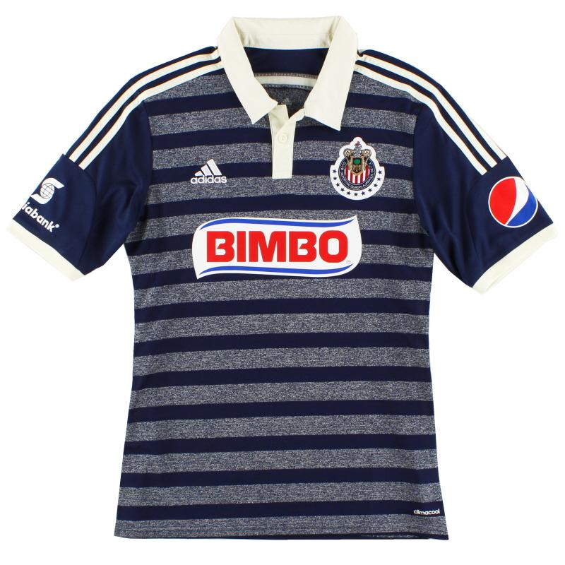 2014-15 Chivas Guadalajara Away Shirt M - D80538