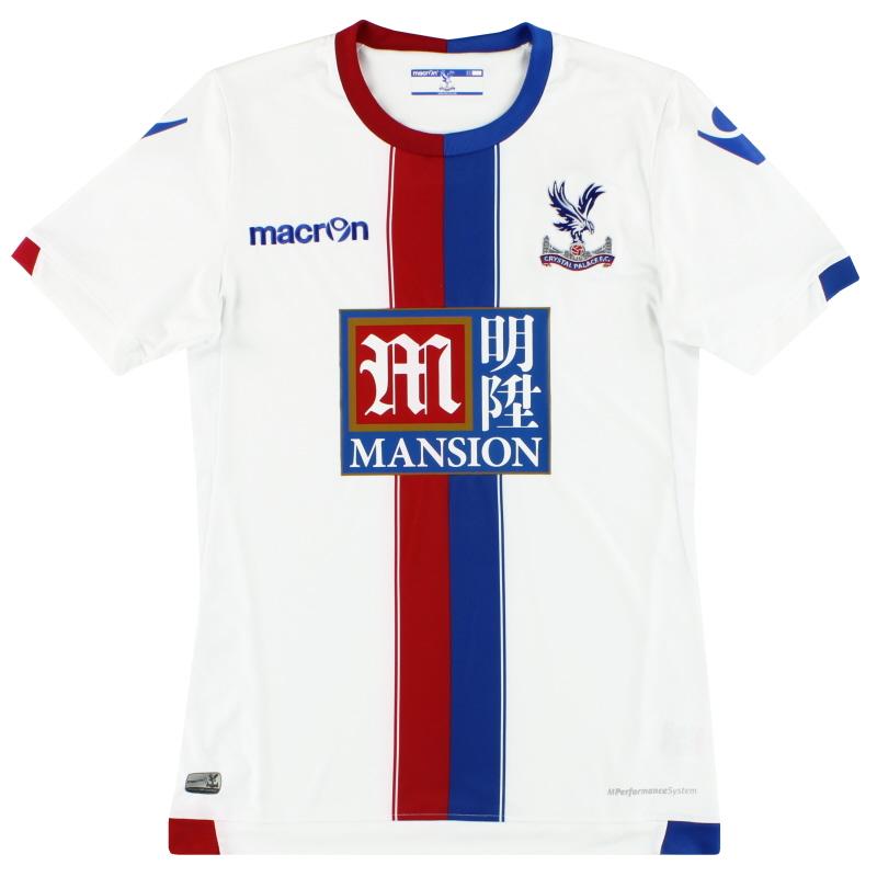 2015-16 Crystal Palace Macron Away Shirt S