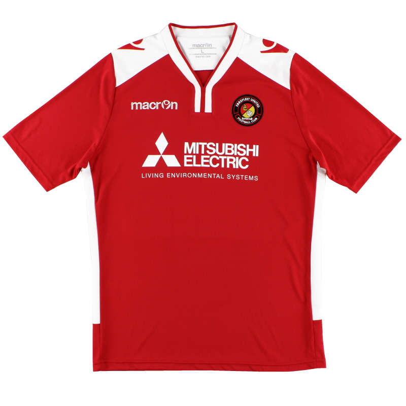 2014-15 Ebbsfleet United Home Shirt *Mint* L