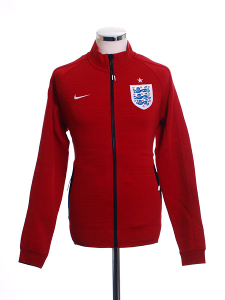 2014-15 England Nike N98 Tech Fleece Track Jacket *BNWT*