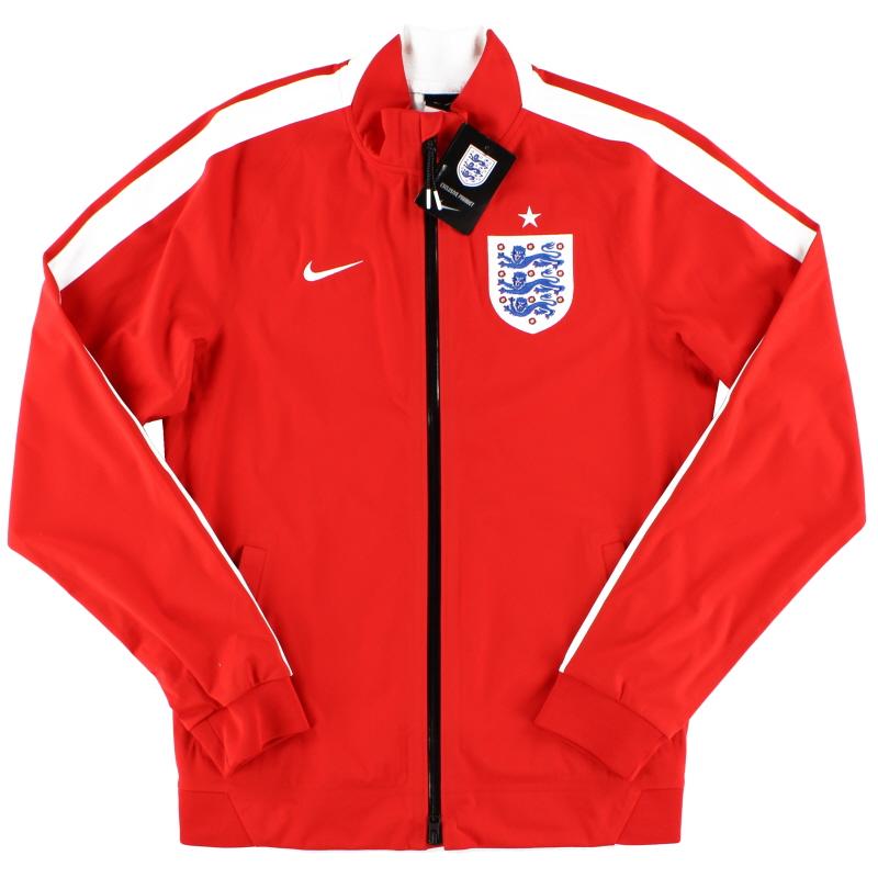 2014-15 England Nike N98 Track Jacket *w/tags*