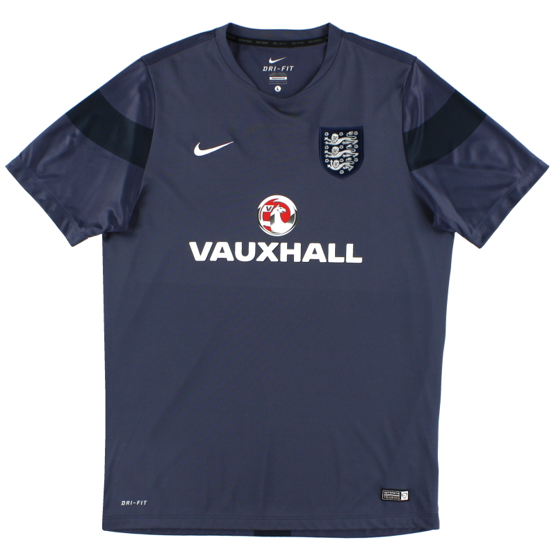 2014-15 England Nike Training Shirt L - 587900-431