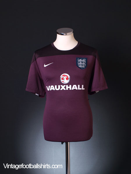 2014-15 England Training Shirt XL