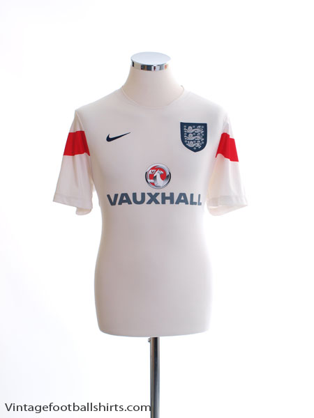 2014-15 England Training Shirt M