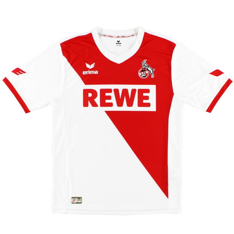 2014-15 FC Koln Home Shirt L - 350 411