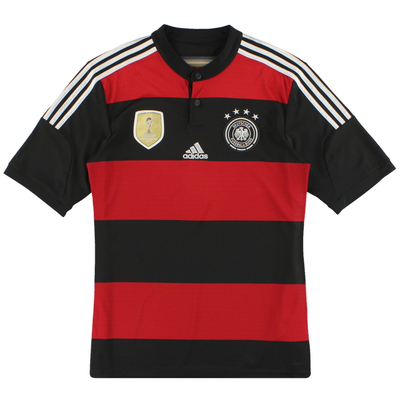 2014-15 Germany adidas Away Shirt S - M35024