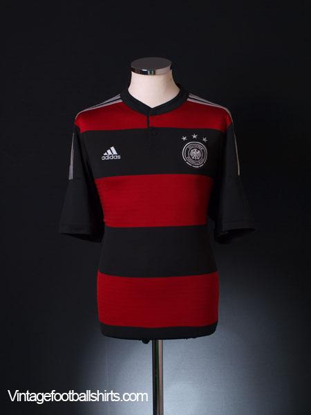 2014-15 Germany Away Shirt M