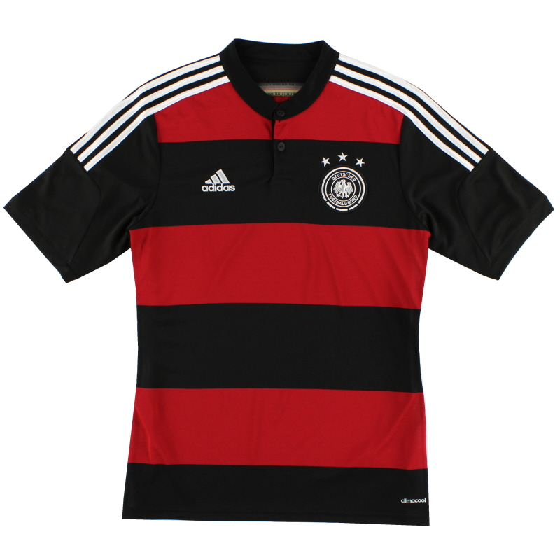 2014-15 Germany Away Shirt *Mint* M - G74520