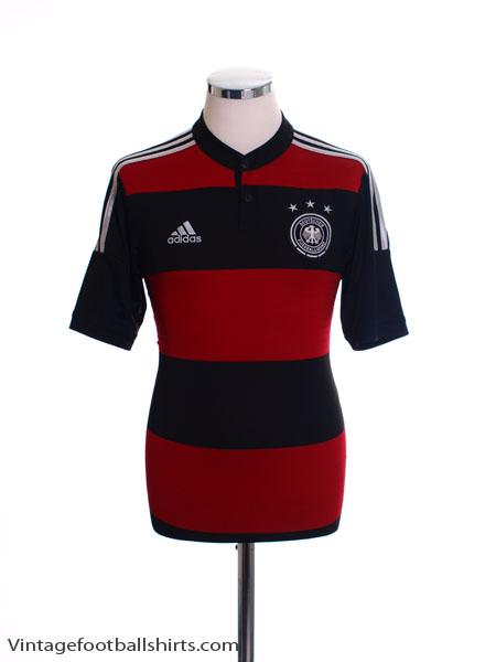 2014-15 Germany Away Shirt *Mint* M