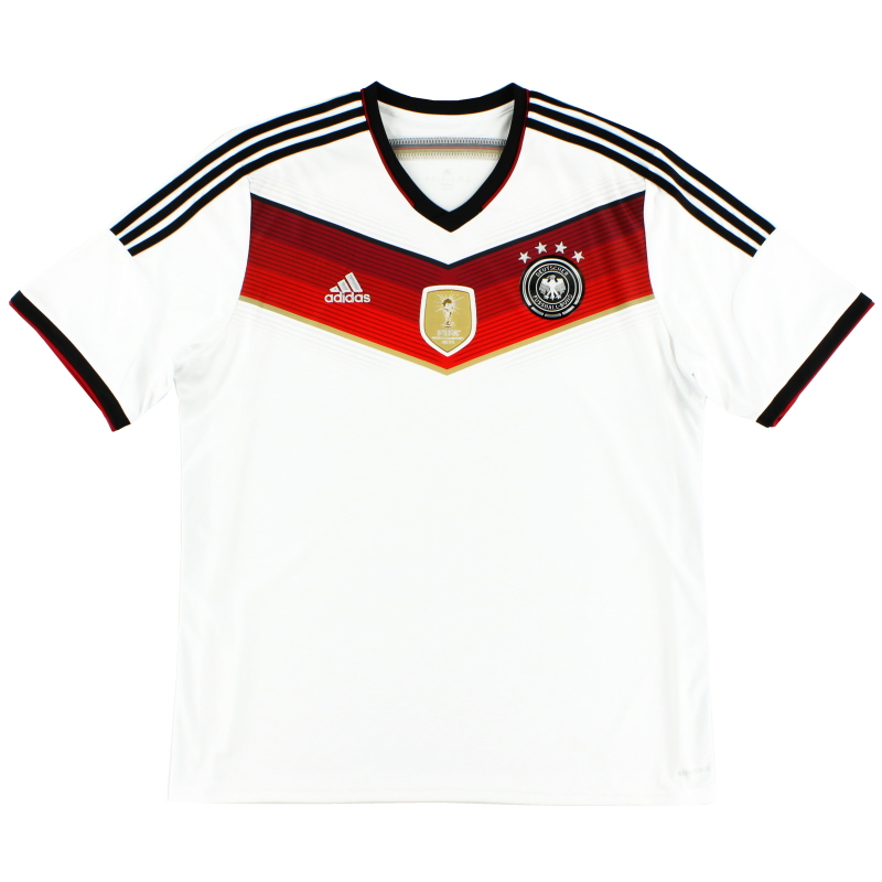 2014-15 Germany adidas Home Shirt XL - M35022