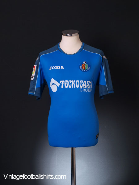 2014-15 Getafe Home Shirt *Mint* M
