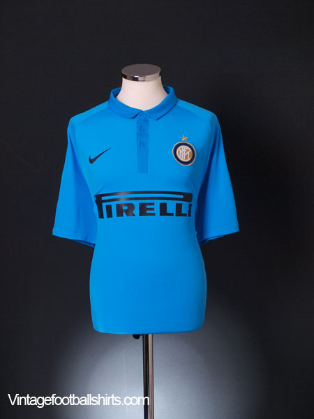 2014-15 Inter Milan Third Shirt XL