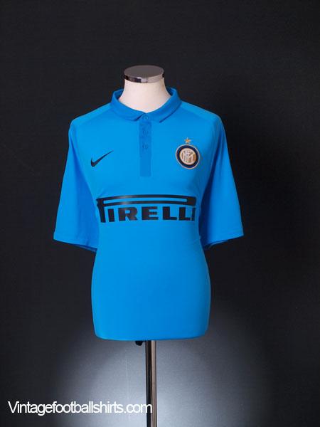 best website b185b f2232 2014-15 Inter Milan Third Shirt XL for sale