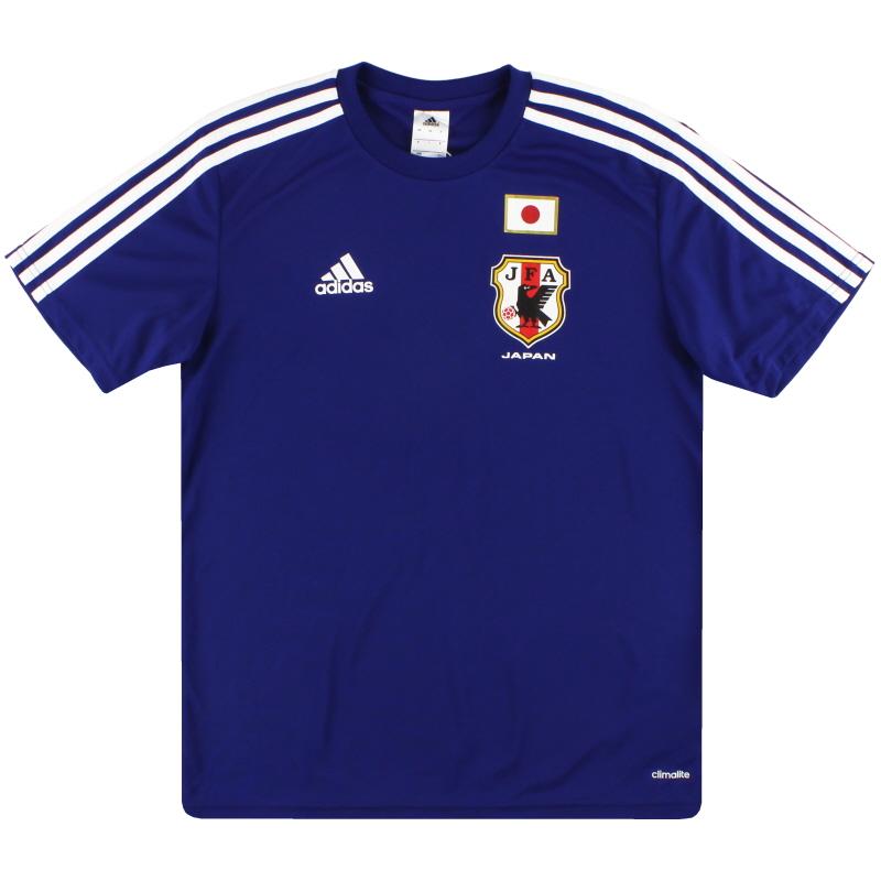2014-15 Japan adidas Replica T-Shirt #2 S - G85293