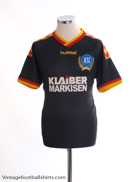 2014-15 Karlsruhe '120 Jahre' Away Shirt *Mint* M