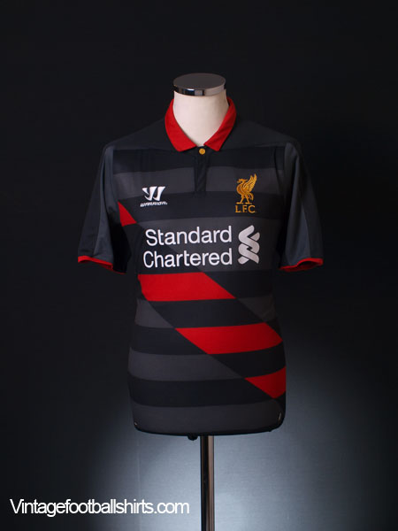 2014-15 Liverpool Third Shirt L