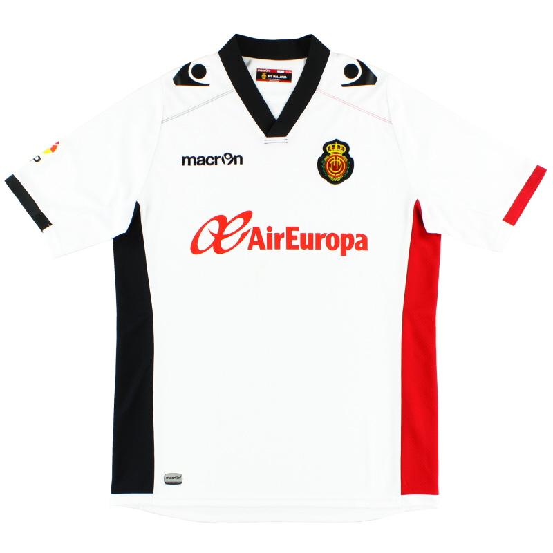 2014-15 Mallorca Away Shirt XL