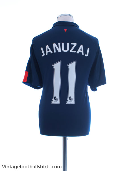 2014-15 Manchester United Third Shirt Januzaj #11 XL
