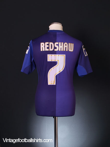 2014-15 Morecambe Away Shirt Redshaw #7 S
