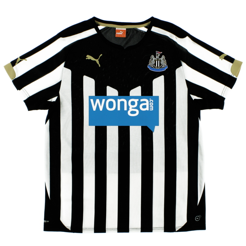 2014-15 Newcastle Puma Home Shirt L