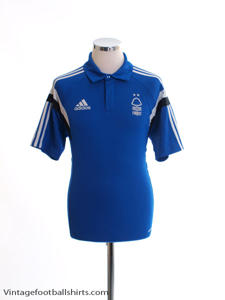 2014-15 Nottingham Forest Polo Shirt M