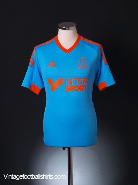 2014-15 Olympique Marseille Fourth Shirt *BNIB*